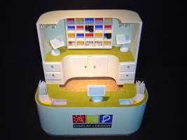 Display+Design Kiosk Model by Atomdesigns