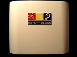 D+D Kiosk Back by Atomdesigns
