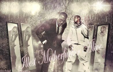 OH yea Kanye n JaY R 2 iLL by JAYKIID