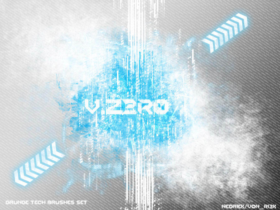 Vzero Brushes Set by Neoriek