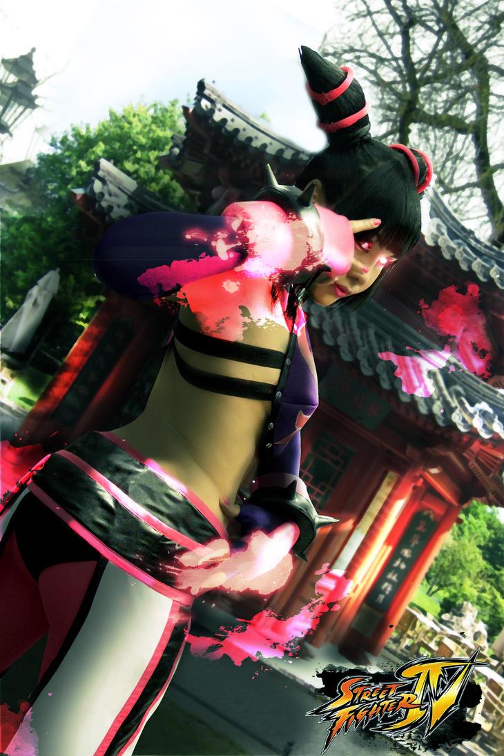 Juri From Street Fighter 4 by Neoriek