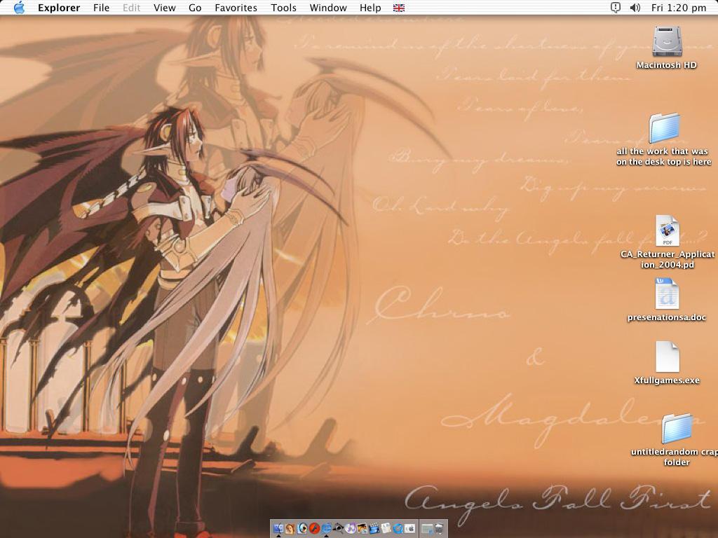 Meh desktop by Koutetsu