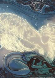 Wake up, mermaid!