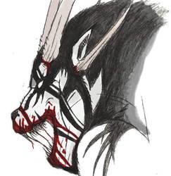 Cain OC Demon Mode by Arrancarfighter