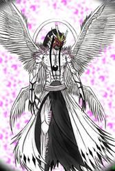 Byakuya Resurreccion Old by Arrancarfighter