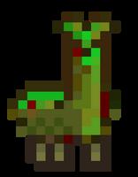 Zombie Llama by Arrancarfighter