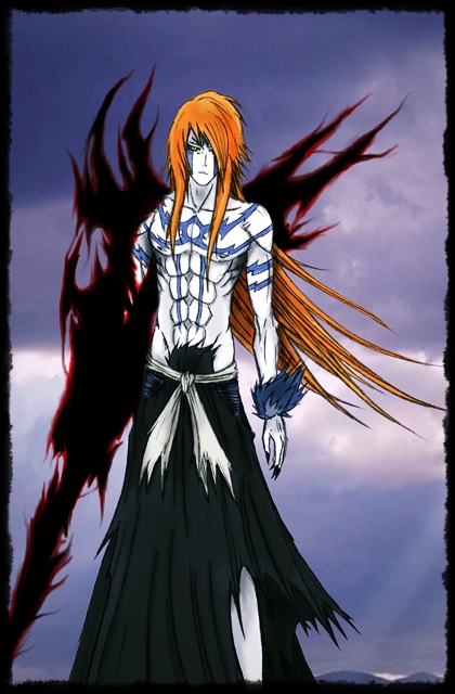 Ichigos New Form Hornless By Arrancarfighter