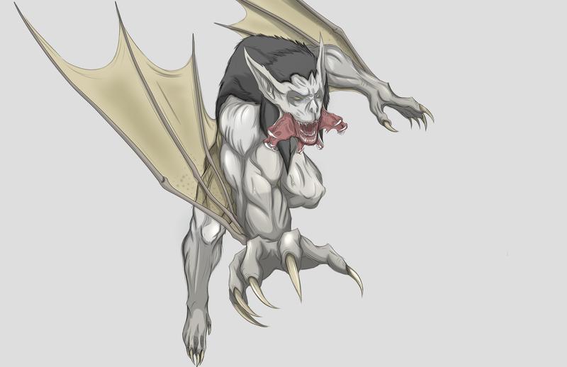 Second Generation Proto Vampire