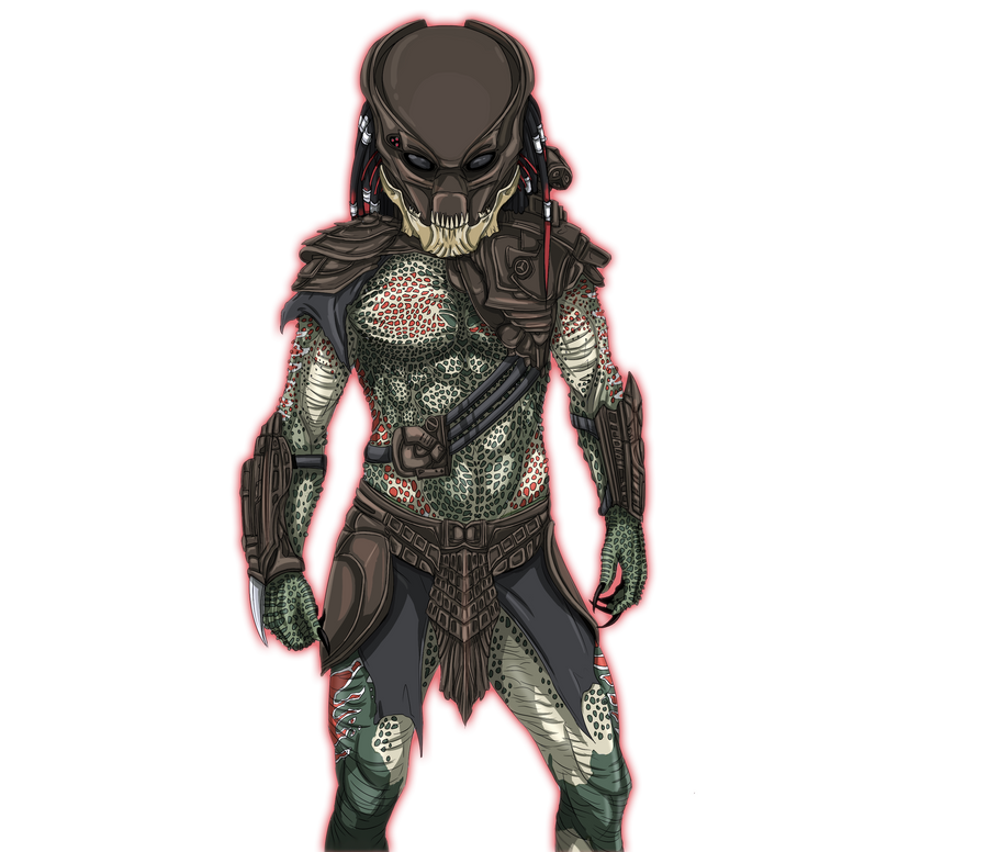 Berserker Predator by Arrancarfighter on DeviantArt