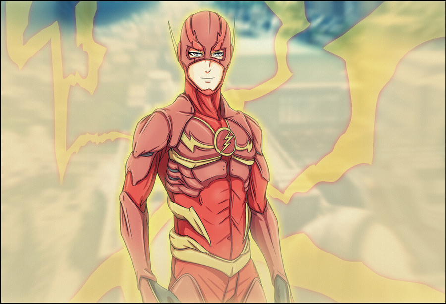The Fastest Man Alive by Arrancarfighter
