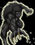 Dracula Wolf Form
