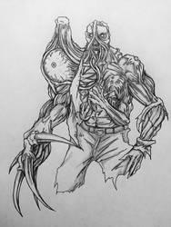 Sketch by Arrancarfighter