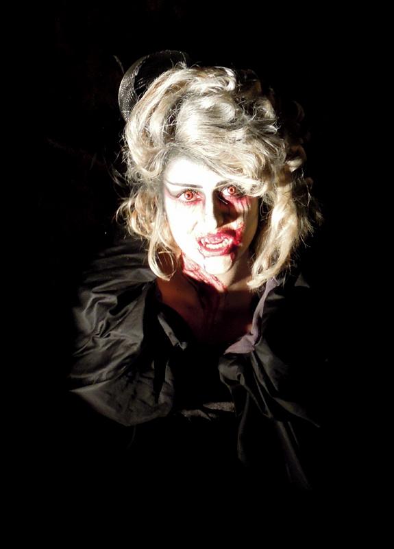 Vampire Lady by FlickSarestes