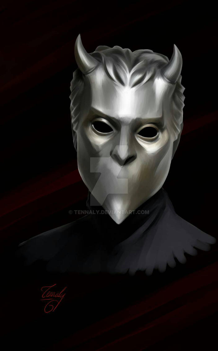 nameless ghoul alpha. nameless ghoul - ghost bc fanart by tennaly alpha