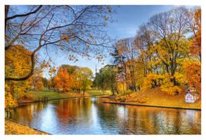 Autumn by kuzjka