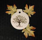 Celtic Tree Ornament: Design A--FS by Caiwen-Nallron