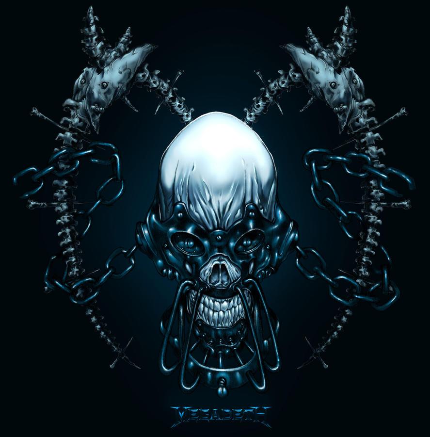VIC - Megadeth Design Contest by maquinafantasma