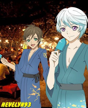 Sorey and Mikleo Festival
