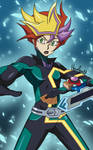 Yu-Gi-Oh! VRAINS - Playmaker (colored)