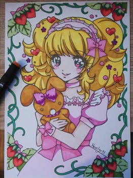 First try with Copic Ciao