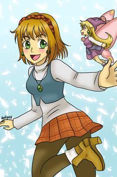 Request: Cornet and Kururu