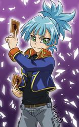 Yu-Gi-Oh! Arc V - Sora