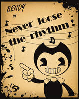 Never loose the Rythm by Lunabandid
