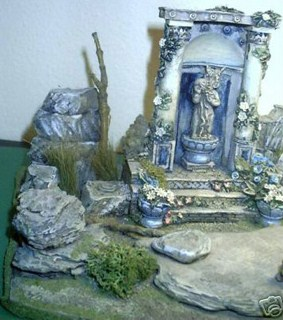 Pan's Garden in Miniature