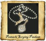 Pentacle Scrying Rosary