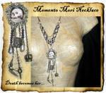 Momento Mori Charm Necklace