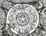 Goddess Protection Pentacle