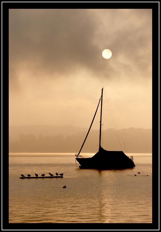 Lake Amersee by Footomch