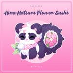 [CLOSED] Sushi Dog - Hina Matsuri Flower Sushi