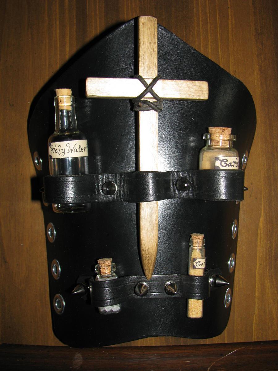 Vampire Deterrant Bracer Ver. 2 by tk8247
