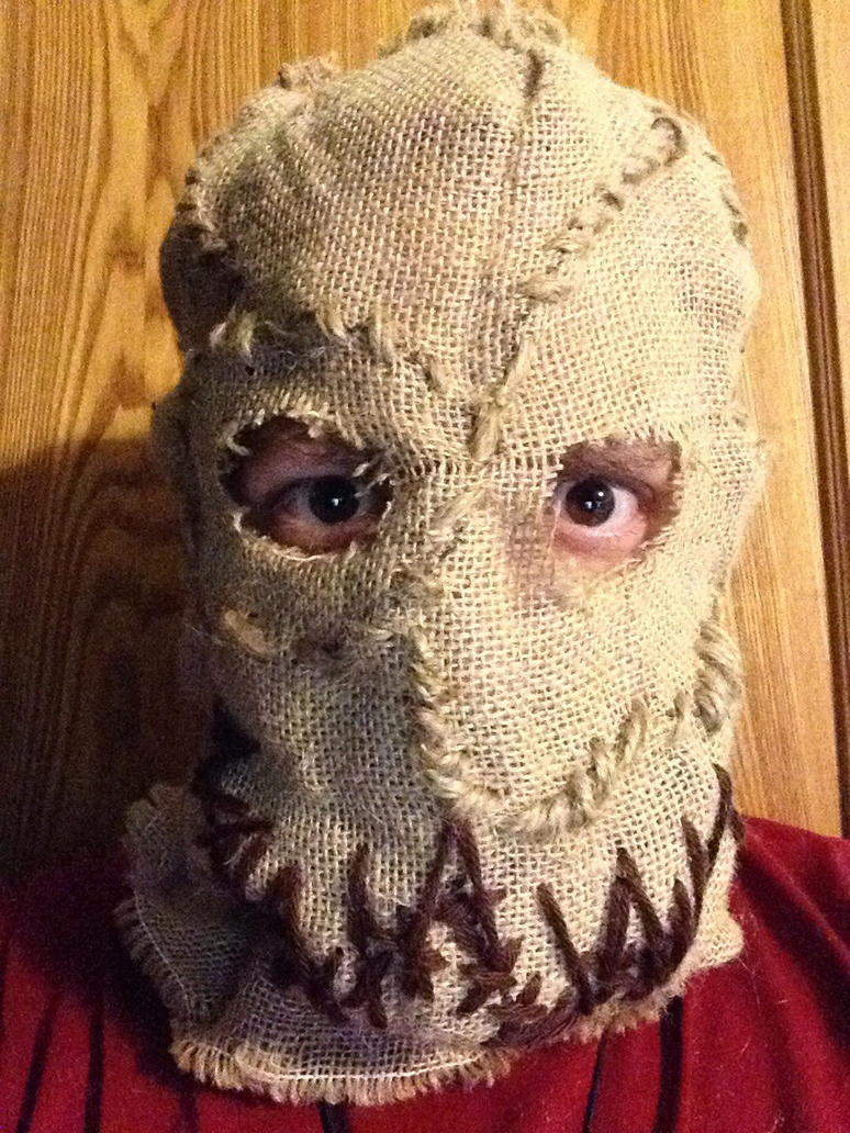 WIP: Scarecrow mask by tk8247