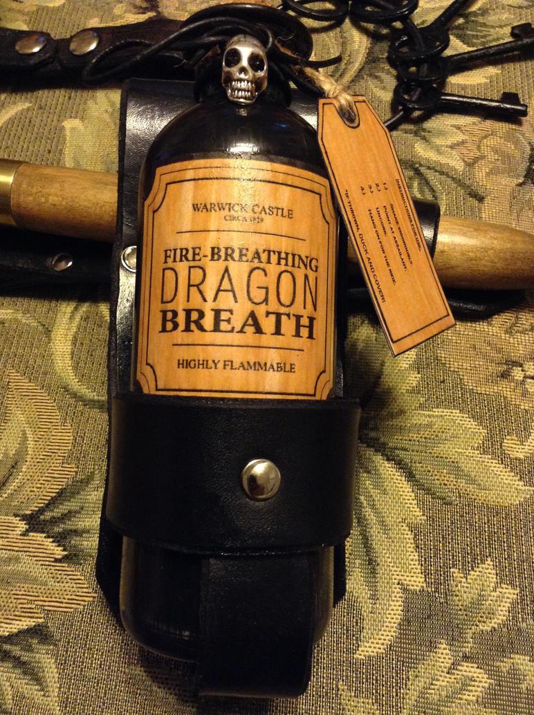 Weaponized Dragon breath by tk8247