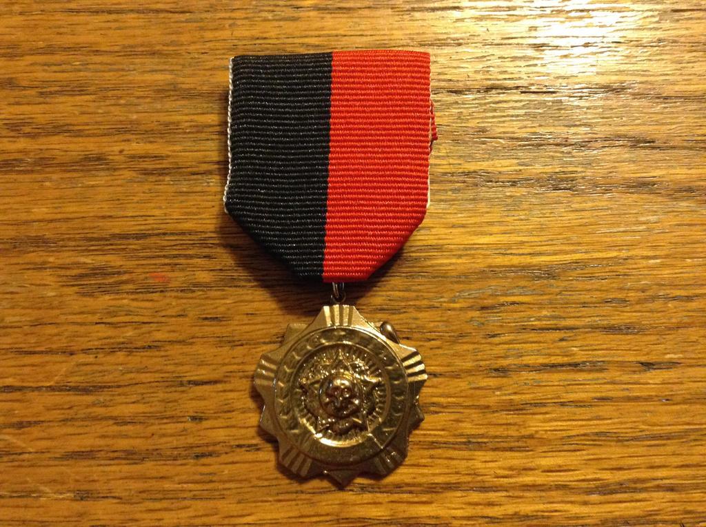 Battle of Macho Grande medal by tk8247