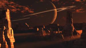 Trillion Year World by uxmal750ad