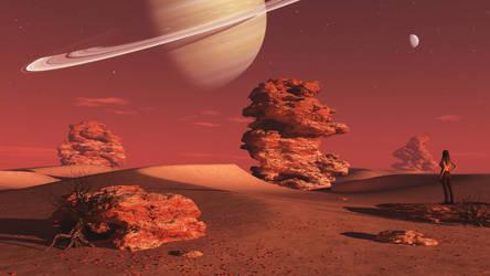 The Desert Sentinels