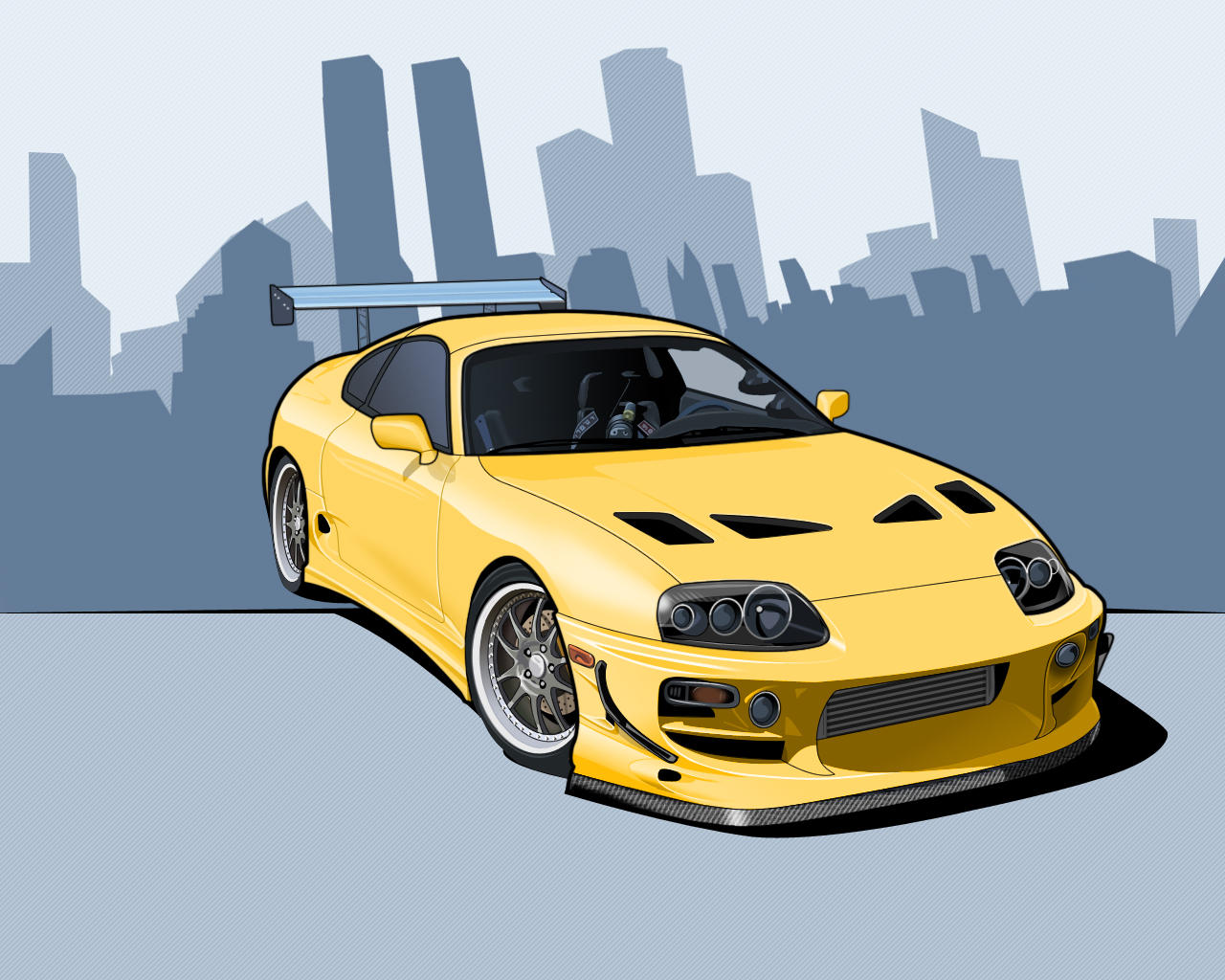 Bomex Supra Wallpaper by donbenni