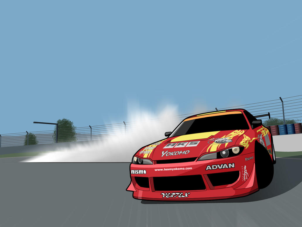 HKS Silvia 2 by donbenni
