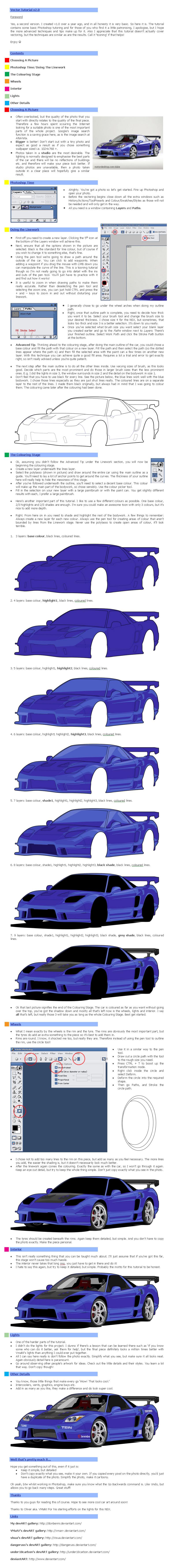 Vector Tutorial v2 by donbenni