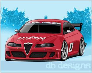 Alfa DTM by donbenni