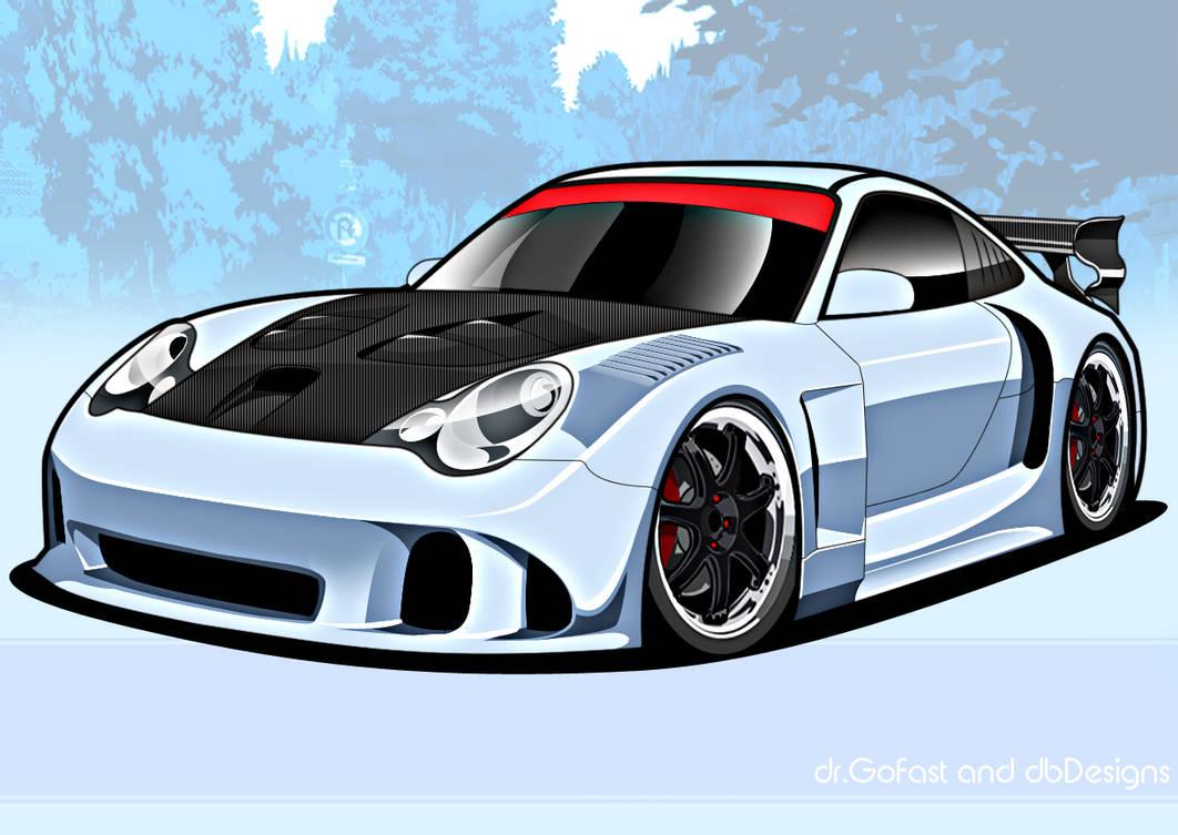 Porsche by donbenni