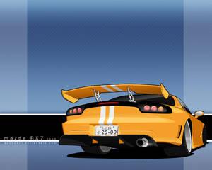 Auto Modellista RX7