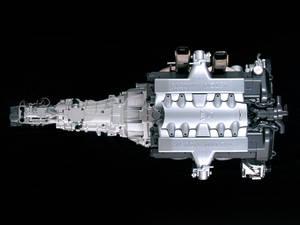 S v12 Engine..