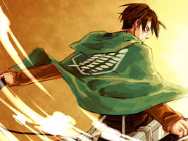 attack on titan by GH18