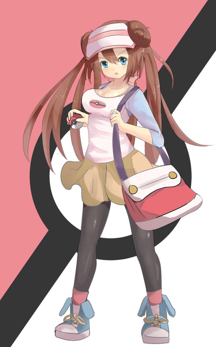 Mei(Rosa) by watarurikka