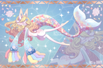 ::GA Scarfox - Narwhal Tales Auction (CLOSED)