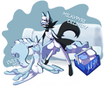 ::GA Scarfox Auction - Milky Duo (CLOSED)